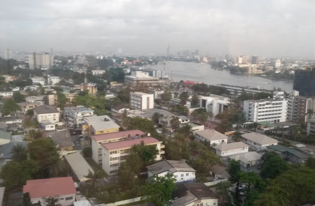 A view of Lagos