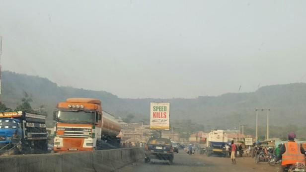 Okene Road, Lokoja