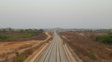 The national line to Kaduna